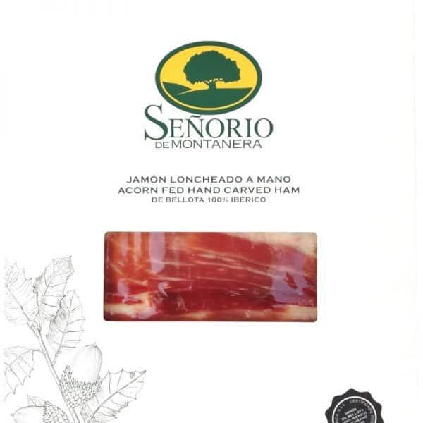 Jamón Puro de Bellota 100% Ibérico - Busta 100g