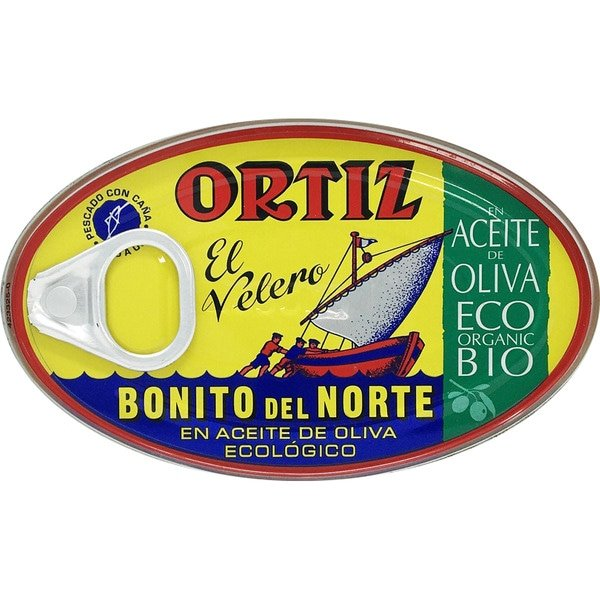 Bonito del Norte in olio extravergine di oliva biologico