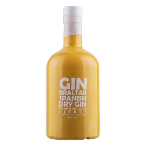Gin Braltar Citrus
