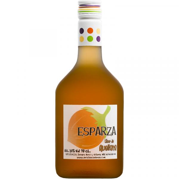 Licor de Avellana Esparza