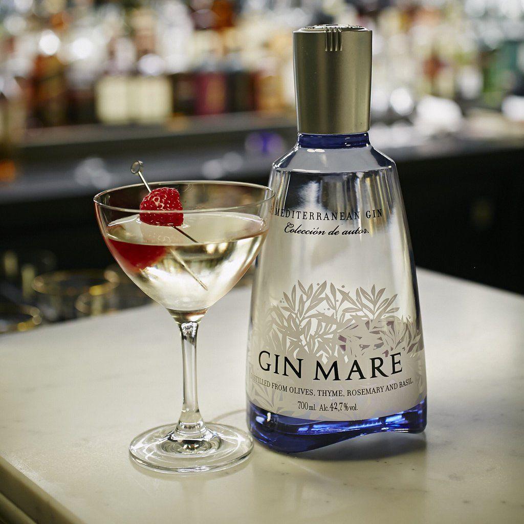 martini gin mare
